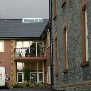 Sheltered Housing Scheme, N&W Housing, Moville